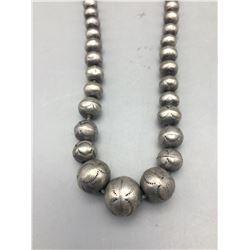 Vintage Navajo Pearls Necklace