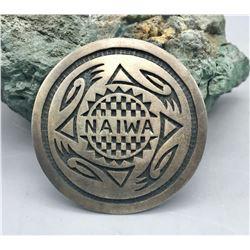 Vintage Hopi Pin - Pendant