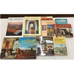 Group of 10 Books