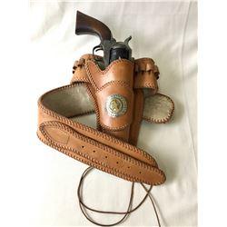 Cattleman .44 Mag Revolver with Gun Belt