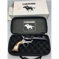 Cimarron Firearms Man With No Name, .45 LC Revolver