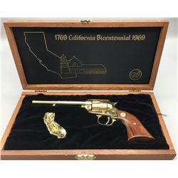 California Bicentennial Colt Cased Pistol