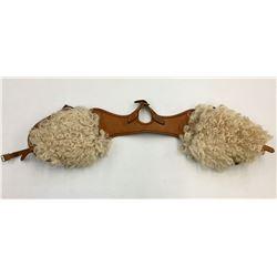 Wooley Pommel Saddle Bags