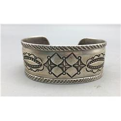 Large Size Ingot Bracelet