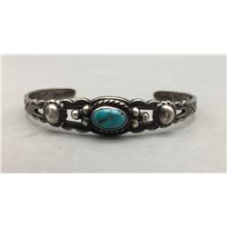 Vintage Maisels Turquoise Bracelet