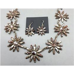 Wild Horse Magnesite Necklace Set