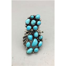 Large Cluster Ring