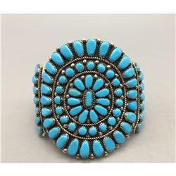Vintage Cluster Bracelet