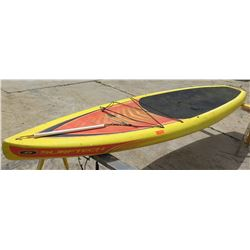 Surftech SUP Stand Up Paddle Board Yellow & Red R. French 11'6  x 30  x 5.25