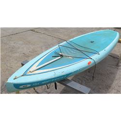 Surftech SUP Stand Up Paddle Board Blue & White R. French 11'6  x 30  x 5.25