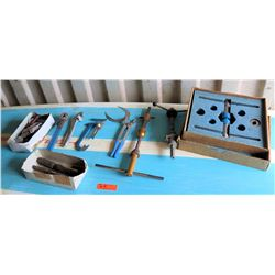 Misc Bike Repair Tools: BTS-1 Bottom Bracket Tapping & Facing Set & Specialty Tools