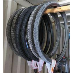 Qty 7 Kenda Komfort K841A w/ K-Shield Wire Bead Bicycle Tire 26 x1.95  (50-559)