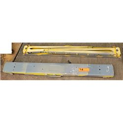 Pair of Collapsible Sawhorses
