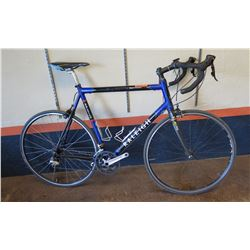 Raleigh EC70 Blue Super Course Bike w/ DCTS Tires & Racing Handlebars (owner reports problem with re