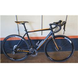 Kona Essatto Road/Gravel Bike w/ Disc Brakes, Novatec Tires & Racing Handlebars, 54cm. Less than a y