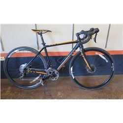 Kona Essatto Road/Gravel Bike w/ Disc Brakes, Novatec Tires & Racing Handlebars, 49cm. Less than a y