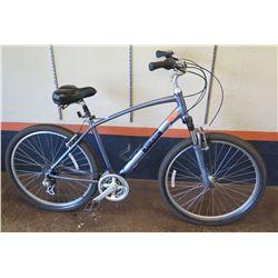 Raleigh Venture 2 Comfort Bike w/ Suspension Seat Post & Forks, Kenda Paved/Gravel Road Tires. Frame
