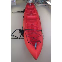 New Ocean Kayak Zest Two Exp Red Tandem 2 Person Expedition Kayak (retail price $900)
