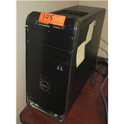 Dell Black Desktop Tower Computer 2ZJF082