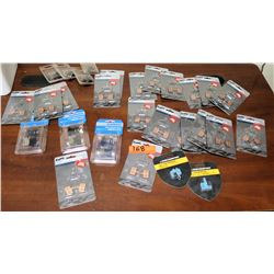 New Bike Parts - Bike Disc Brake Pads - Shimano, Jagwire Mountain Sport, TRP, etc