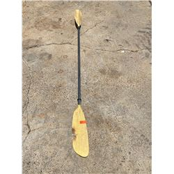 Werner Kayak Paddle (Yellow)