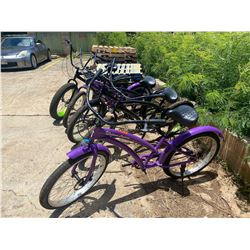 5 Misc. Bikes - Being Sold as Parts/Repair (Cracked Frames, Bent Forks, etc)