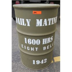 Drum w/ Daily Matinee 1600 Hours Eight Bells 1942