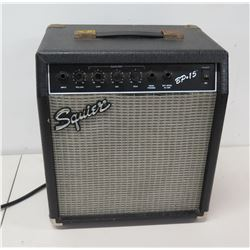 Fender Squier BP-15 Bass Amplifier 120V-60Hz