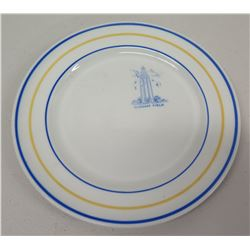 Hurd-Pohmana Co Honolulu Mayer China Hickam Field Plate