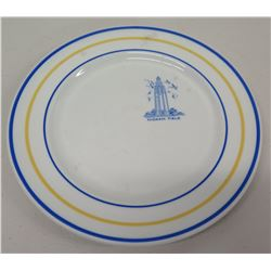 Williams Equipment Co Honolulu Mayer China Hickam Field Plate