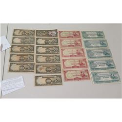 WWII Invasion Currency