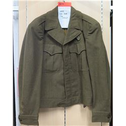 WWII Ike Jacket (size unknown)