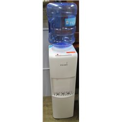 Primo Top Loading Hot & Cold Water Dispenser & 5 Gallon Bottle