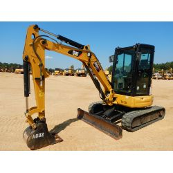 2016 CATERPILLAR 303.5E2 CR Excavator - Mini
