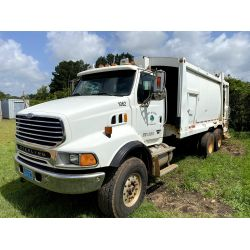 2007 STERLING LT9500 Garbage / Sanitation Truck
