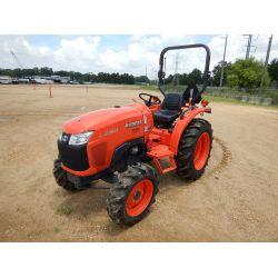 2018 KUBOTA L2501D Tractor