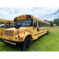 1997 INTERNATIONAL 3800 Bus / Motorcoach / RV