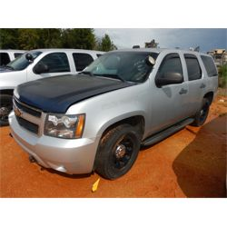 2012 CHEVROLET TAHOE Car / SUV