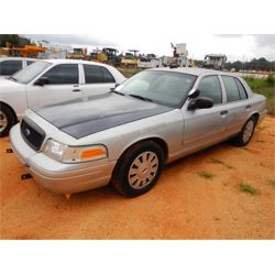 2010 FORD CROWN VICTORIA Car / SUV