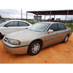 2003 CHEVROLET IMPALA Car / SUV