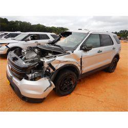2015 FORD EXPLORER Car / SUV