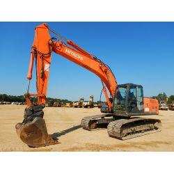 2007 HITACHI ZX200LC-3 Excavator