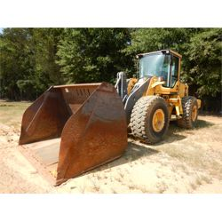 2008 VOLVO L120F Wheel Loader