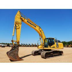 2017 KOMATSU PC360LC-11 Excavator