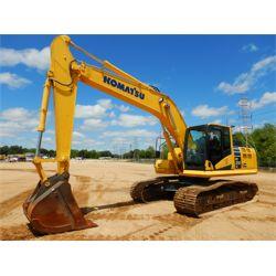 2019 KOMATSU PC210LC-11 Excavator