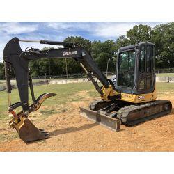2010 JOHN DEERE 50D Excavator - Mini