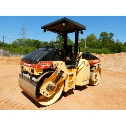 2006 DYNAPAC CC222HF Compaction Equipment