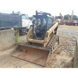2016 CATERPILLAR 249D Skid Steer Loader - Crawler