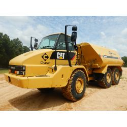 2008 CATERPILLAR 725 Water Wagon