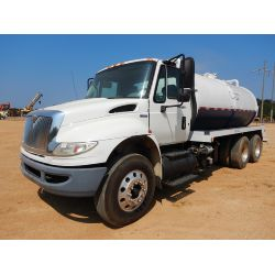 2009 INTERNATIONAL 4400 Sewer Rodder Truck